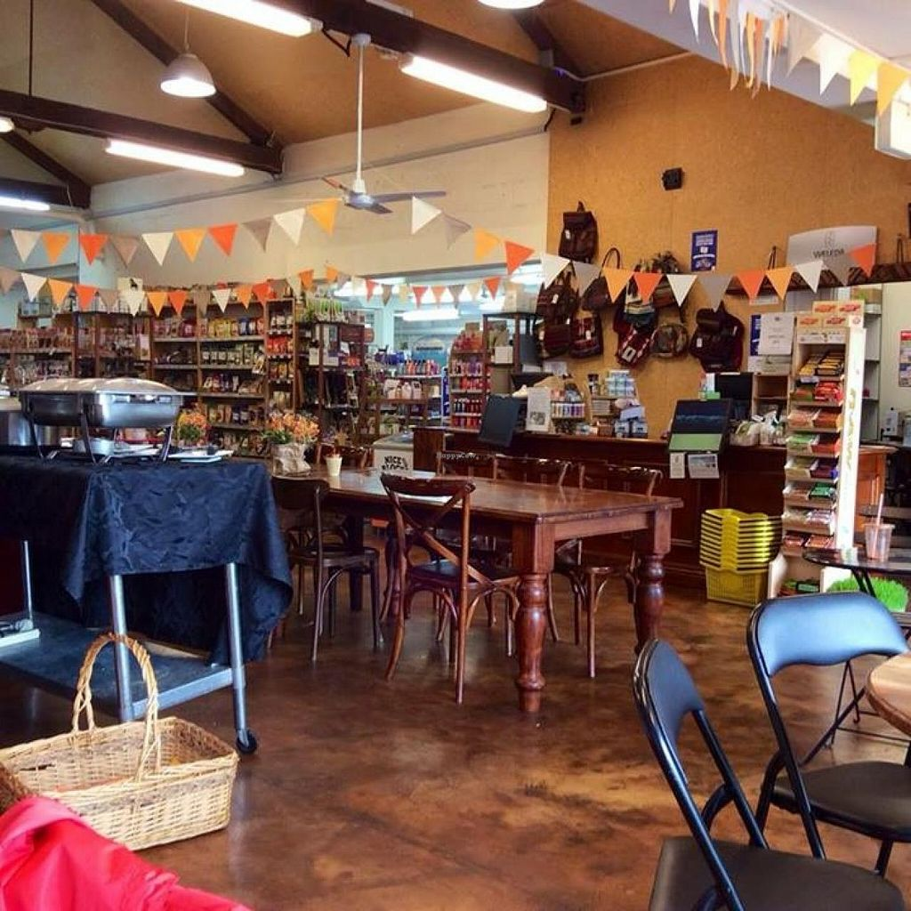 """Photo of Wise Cicada Wholefood Cafe  by <a href=""""/members/profile/Lea"""">Lea</a> <br/>Interior <br/> January 7, 2014  - <a href='/contact/abuse/image/21463/62011'>Report</a>"""