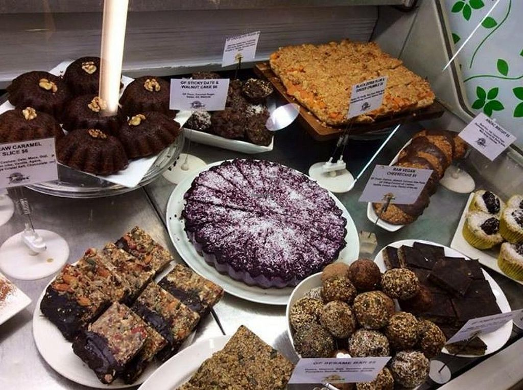 """Photo of Wise Cicada Wholefood Cafe  by <a href=""""/members/profile/Lea"""">Lea</a> <br/>Desserts <br/> January 7, 2014  - <a href='/contact/abuse/image/21463/62013'>Report</a>"""