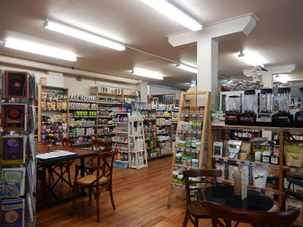 """Photo of Wise Cicada Wholefood Cafe  by <a href=""""/members/profile/CLRtraveller"""">CLRtraveller</a> <br/>interior <br/> January 12, 2015  - <a href='/contact/abuse/image/21463/90247'>Report</a>"""