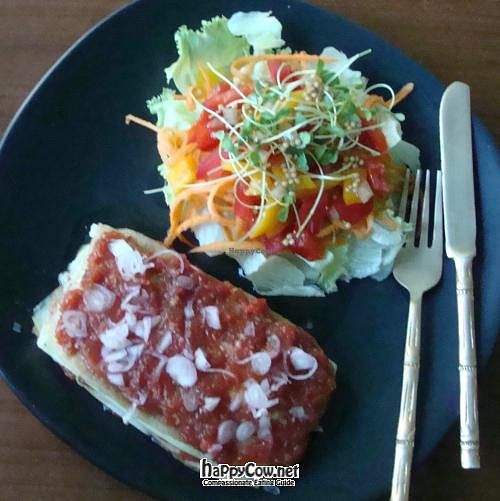 """Photo of CLOSED: GIVA  by <a href=""""/members/profile/OpasKhemsiri"""">OpasKhemsiri</a> <br/>Eggplant Lasagna <br/> July 28, 2012  - <a href='/contact/abuse/image/21504/35172'>Report</a>"""