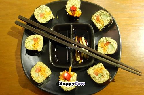 """Photo of CLOSED: GIVA  by <a href=""""/members/profile/Gudrun"""">Gudrun</a> <br/>Walnut sushi <br/> November 30, 2013  - <a href='/contact/abuse/image/21504/59361'>Report</a>"""