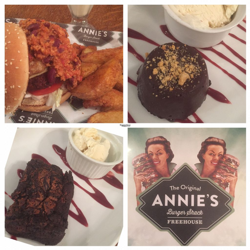 "Photo of Annie's Burger Shack  by <a href=""/members/profile/KateEmmett"">KateEmmett</a> <br/>sloppy Joe burger <br/> November 7, 2016  - <a href='/contact/abuse/image/21507/187139'>Report</a>"