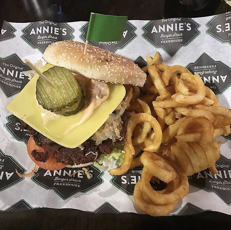 "Photo of Annie's Burger Shack  by <a href=""/members/profile/_vegayn_"">_vegayn_</a> <br/>The Ruben <br/> April 11, 2018  - <a href='/contact/abuse/image/21507/384120'>Report</a>"