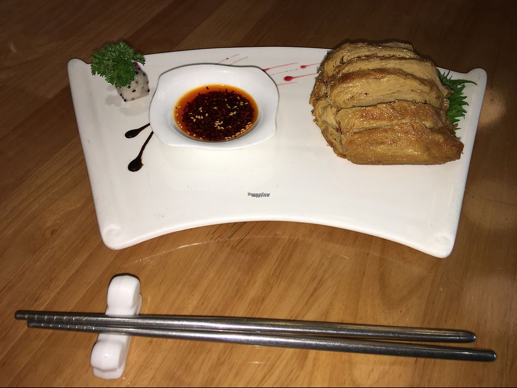 """Photo of Ming Sheng Healthy Vegan Restaurant  by <a href=""""/members/profile/IBANEZ"""">IBANEZ</a> <br/>best vegan turkey ever!! <br/> March 8, 2017  - <a href='/contact/abuse/image/21509/234143'>Report</a>"""