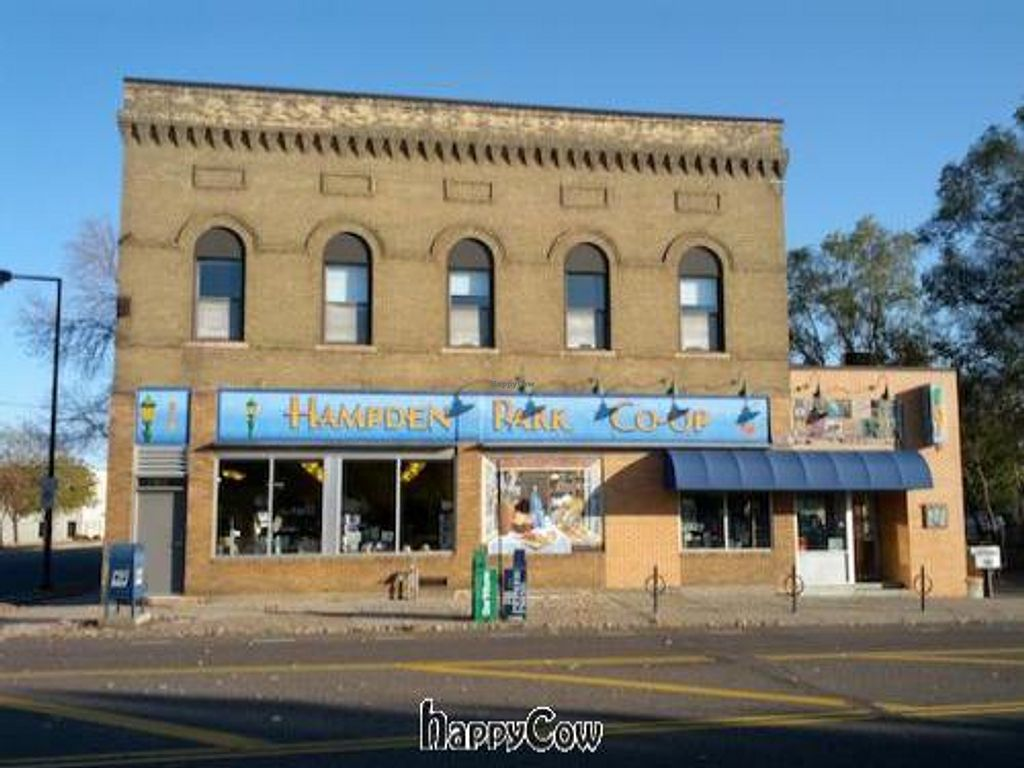 """Photo of Hampden Park Co-op  by <a href=""""/members/profile/earthville"""">earthville</a> <br/>The storefront <br/> November 5, 2012  - <a href='/contact/abuse/image/2150/39877'>Report</a>"""