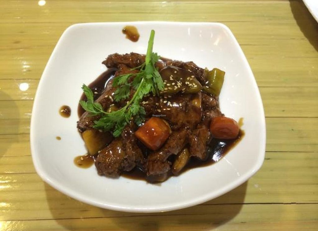 """Photo of Healthy Home  by <a href=""""/members/profile/Tianci"""">Tianci</a> <br/>Veggie Pork Ribs <br/> May 26, 2014  - <a href='/contact/abuse/image/21510/70762'>Report</a>"""