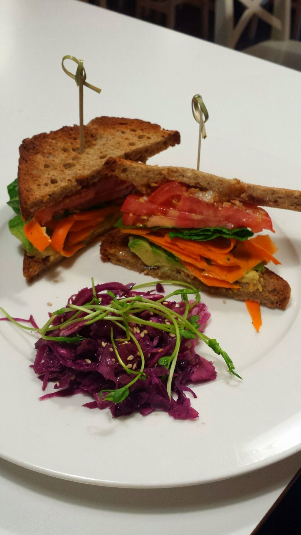 "Photo of Lettuce Love Cafe  by <a href=""/members/profile/Vegan%20BB"">Vegan BB</a> <br/>B.L.A.T <br/> February 20, 2016  - <a href='/contact/abuse/image/21598/137079'>Report</a>"