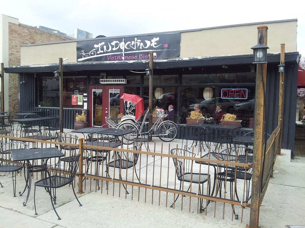 Photo of Indochine Vietnamese Bistro  by Navegante <br/>04-03-2014 <br/> April 3, 2014  - <a href='/contact/abuse/image/21607/67015'>Report</a>