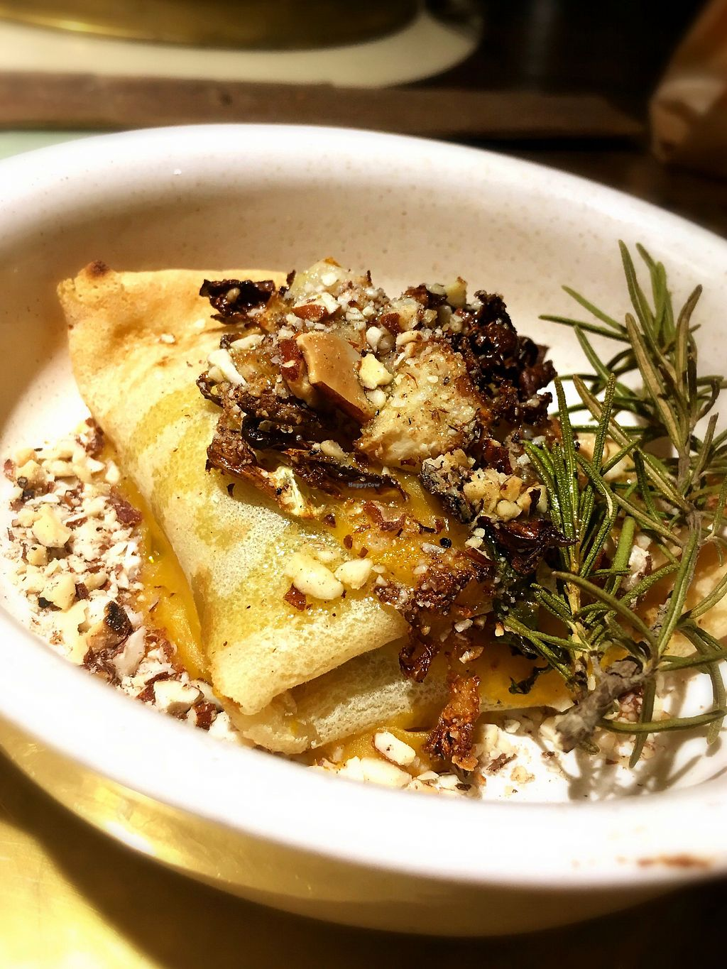 """Photo of Fattoria San Martino  by <a href=""""/members/profile/FranMcgarryArtist"""">FranMcgarryArtist</a> <br/>Superb Vegan crepes <br/> September 7, 2017  - <a href='/contact/abuse/image/21618/301862'>Report</a>"""