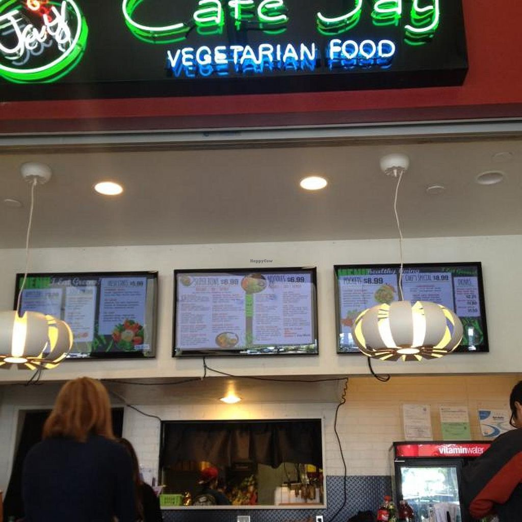 """Photo of Cafe Jay  by <a href=""""/members/profile/nardanddee"""">nardanddee</a> <br/>right before the lunch rush <br/> April 4, 2014  - <a href='/contact/abuse/image/21656/67034'>Report</a>"""