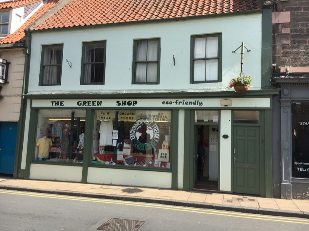 """Photo of The Green Shop  by <a href=""""/members/profile/hack_man"""">hack_man</a> <br/>outside  <br/> June 28, 2016  - <a href='/contact/abuse/image/21682/156575'>Report</a>"""