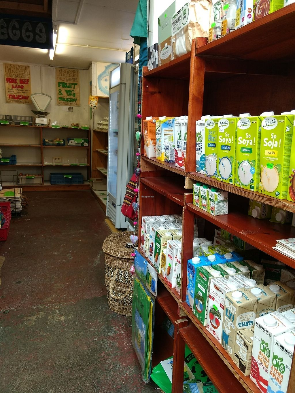 """Photo of The Green Shop  by <a href=""""/members/profile/craigmc"""">craigmc</a> <br/>can i still call it milk <br/> July 26, 2017  - <a href='/contact/abuse/image/21682/285175'>Report</a>"""