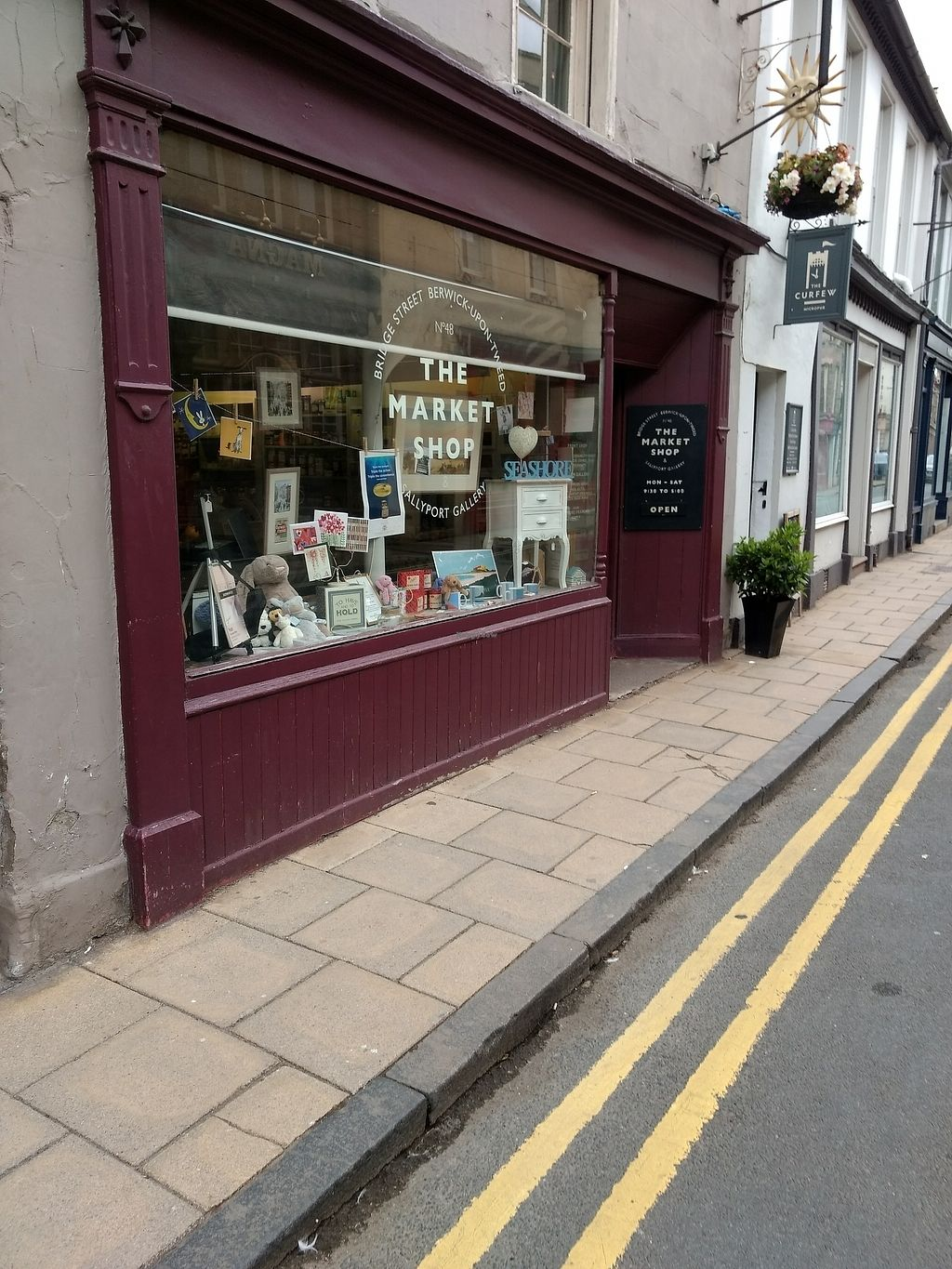 """Photo of The Market Shop and Sallyport Gallery  by <a href=""""/members/profile/craigmc"""">craigmc</a> <br/>outside <br/> July 26, 2017  - <a href='/contact/abuse/image/21683/285178'>Report</a>"""