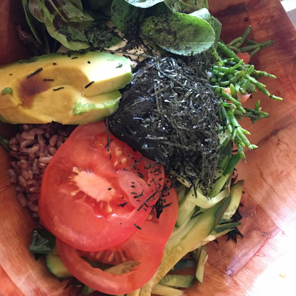 """Photo of Peace Cafe  by <a href=""""/members/profile/Veg4Jay"""">Veg4Jay</a> <br/>Ocean Bowl <br/> April 29, 2016  - <a href='/contact/abuse/image/21735/146695'>Report</a>"""