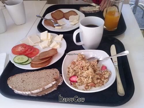 """Photo of Loving Hut - Lake Klopein  by <a href=""""/members/profile/Deschamps%20Jean%20Claud"""">Deschamps Jean Claud</a> <br/>Breakfast... all what you want, excellent <br/> May 22, 2013  - <a href='/contact/abuse/image/21791/48542'>Report</a>"""