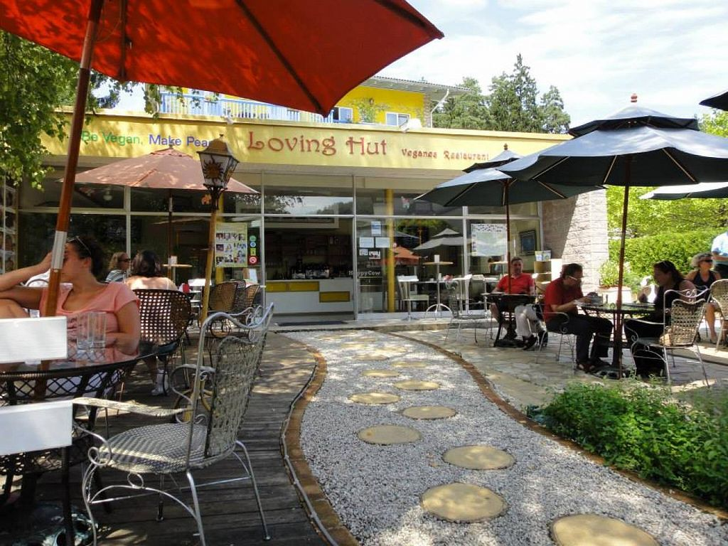 """Photo of Loving Hut - Lake Klopein  by <a href=""""/members/profile/EmilyBennett3050"""">EmilyBennett3050</a> <br/>Photos from our stay at the Loving Hut Hotel in Austria, August 2014.  <br/> August 21, 2014  - <a href='/contact/abuse/image/21791/77671'>Report</a>"""
