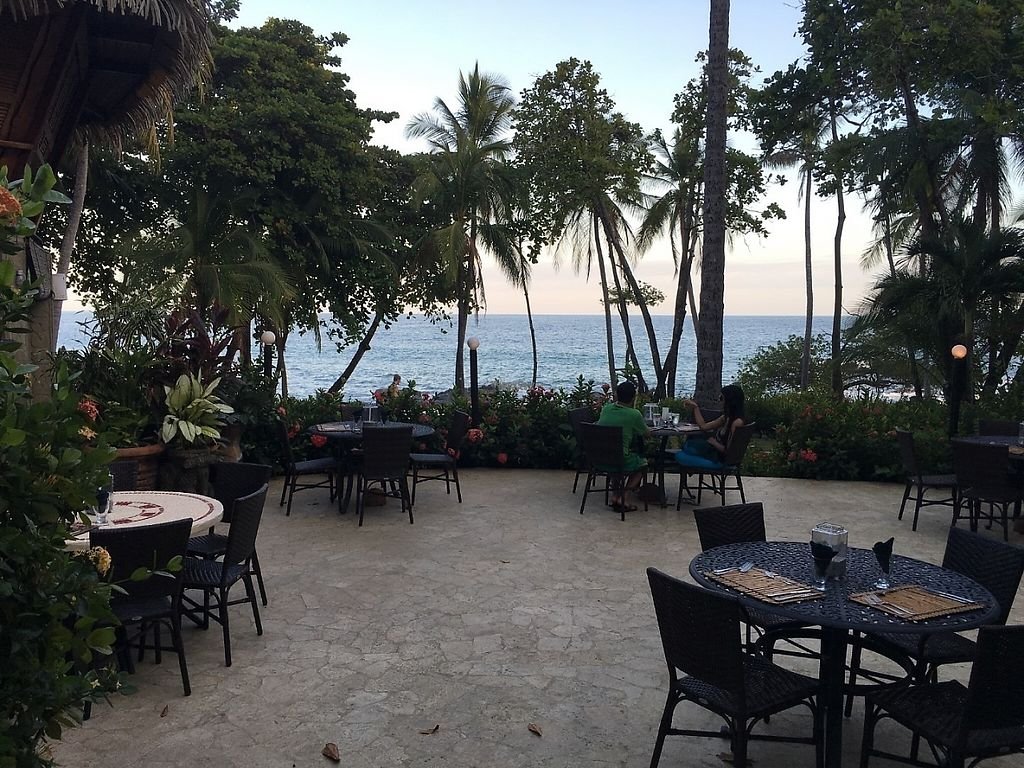 "Photo of Ylang Ylang Restaurant and Juice Bar  by <a href=""/members/profile/gwild"">gwild</a> <br/>Right on beach <br/> February 12, 2017  - <a href='/contact/abuse/image/21806/225859'>Report</a>"