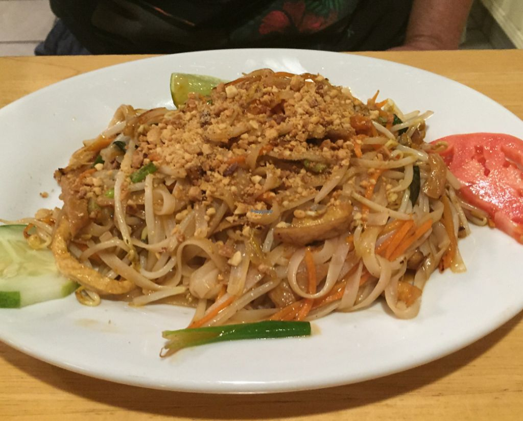 """Photo of Vegan Kitchen  by <a href=""""/members/profile/Shanaynay85"""">Shanaynay85</a> <br/>Husbands Pad Thai <br/> October 2, 2016  - <a href='/contact/abuse/image/21811/196870'>Report</a>"""