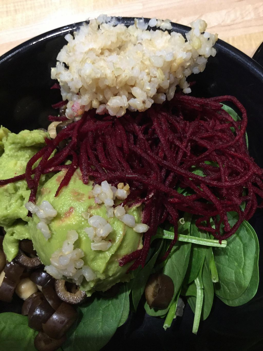 """Photo of The Good Food Store  by <a href=""""/members/profile/J%20and%20J"""">J and J</a> <br/>Make your own salad <br/> February 27, 2016  - <a href='/contact/abuse/image/2185/137998'>Report</a>"""