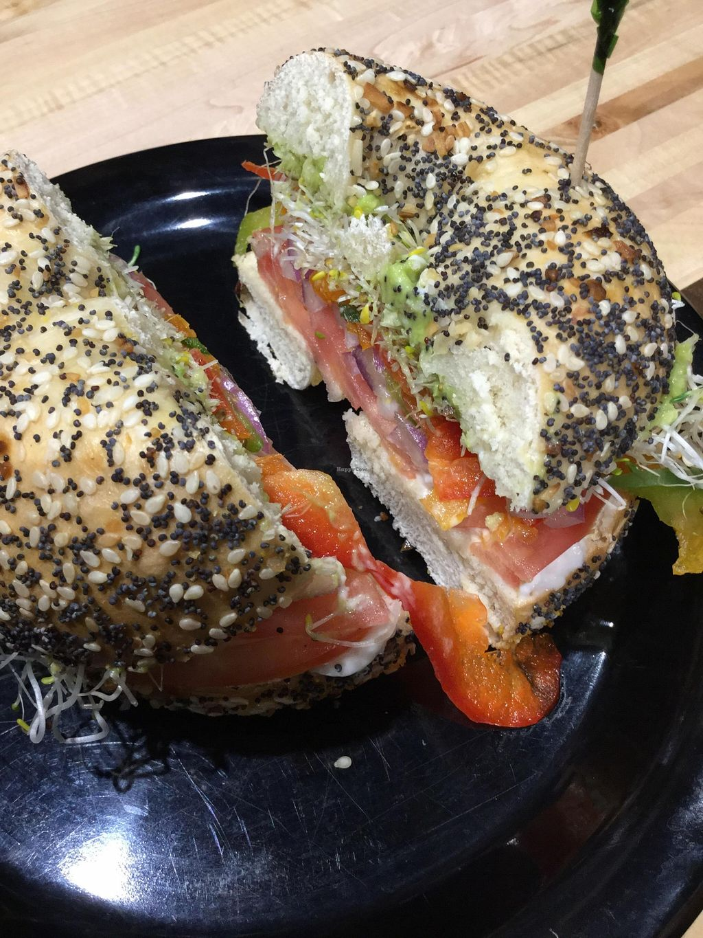 """Photo of The Good Food Store  by <a href=""""/members/profile/J%20and%20J"""">J and J</a> <br/>Make your own sandwich <br/> February 27, 2016  - <a href='/contact/abuse/image/2185/137999'>Report</a>"""