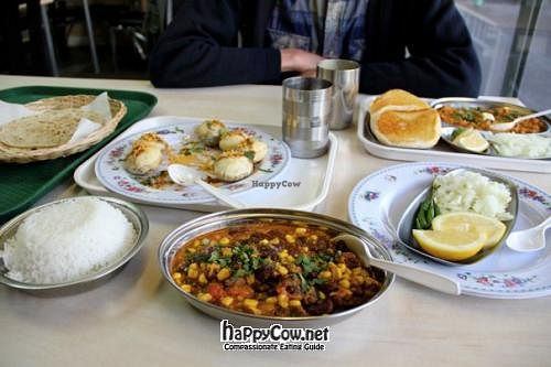 """Photo of CLOSED: Anand's Vegetarian Deli and Pan Centre  by <a href=""""/members/profile/mikebinos"""">mikebinos</a> <br/>panipuri and some other food from Anand's. Taken April 2011 <br/> April 19, 2012  - <a href='/contact/abuse/image/21912/30741'>Report</a>"""