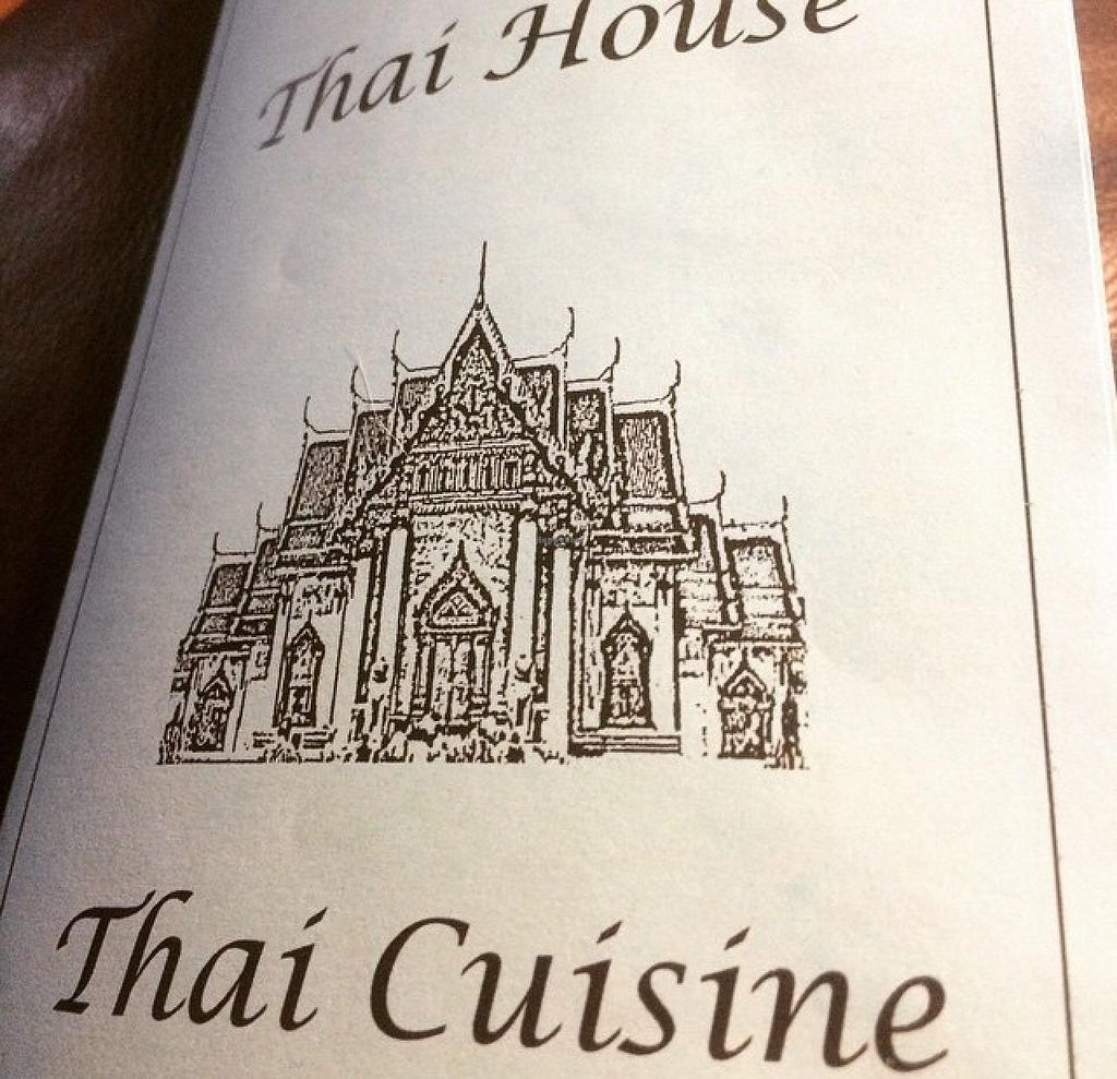 """Photo of Thai House  by <a href=""""/members/profile/VeganEssi"""">VeganEssi</a> <br/>yummy!!  <br/> April 29, 2015  - <a href='/contact/abuse/image/21963/100634'>Report</a>"""