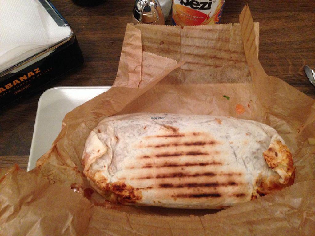 "Photo of Jim Burrito's  by <a href=""/members/profile/vegitill"">vegitill</a> <br/>yummie vegan burrito <br/> January 21, 2014  - <a href='/contact/abuse/image/21973/62893'>Report</a>"
