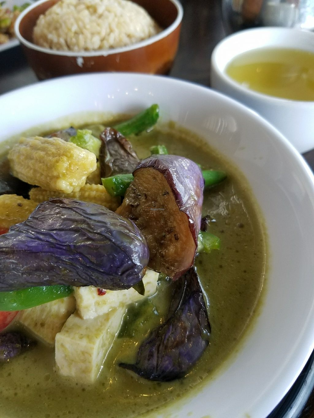"""Photo of Bodhi Thai Kitchen  by <a href=""""/members/profile/andreathinks"""">andreathinks</a> <br/>Spicy Green Curry with Tofu <br/> July 20, 2017  - <a href='/contact/abuse/image/21990/282323'>Report</a>"""