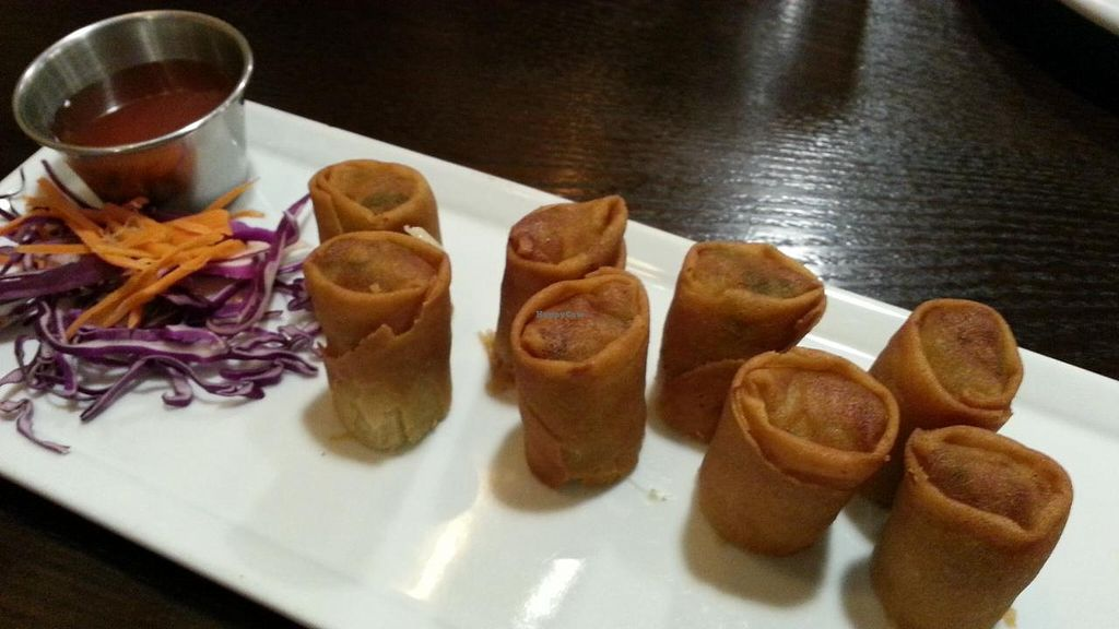"""Photo of Bodhi Thai Kitchen  by <a href=""""/members/profile/eric"""">eric</a> <br/>fried rolls <br/> November 26, 2014  - <a href='/contact/abuse/image/21990/86577'>Report</a>"""