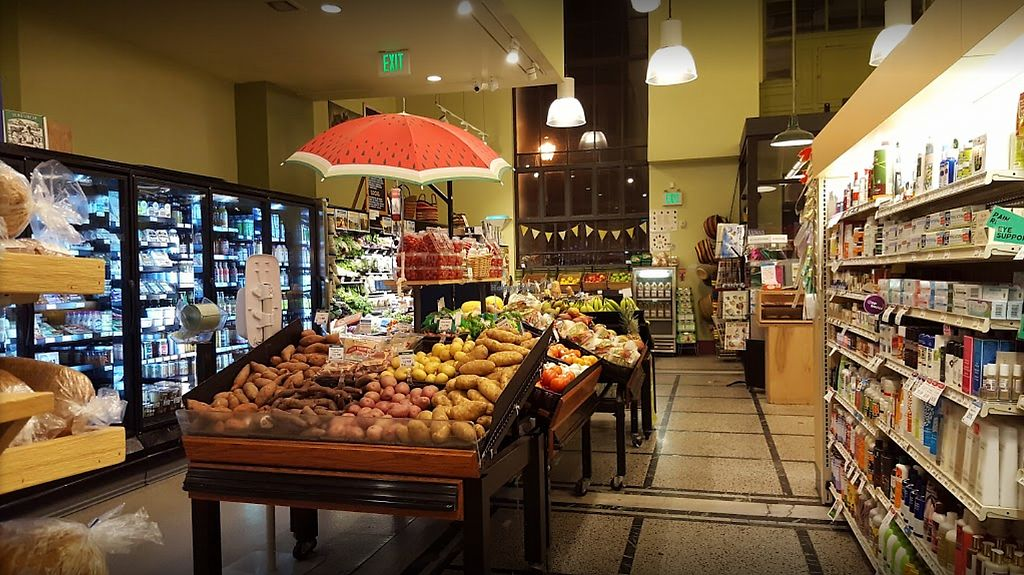 "Photo of Mariposa Food Co-op  by <a href=""/members/profile/Scholemillers"">Scholemillers</a> <br/>Produce section <br/> July 28, 2017  - <a href='/contact/abuse/image/22003/285896'>Report</a>"