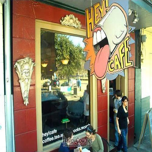 """Photo of Hey! Cafe  by <a href=""""/members/profile/vegbaker"""">vegbaker</a> <br/> June 24, 2010  - <a href='/contact/abuse/image/22038/4930'>Report</a>"""