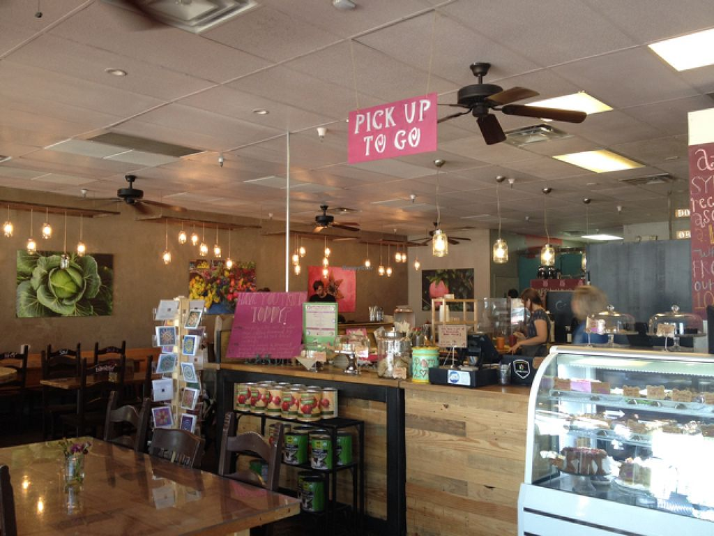 """Photo of Pomegranate Cafe - Chandler Blvd  by <a href=""""/members/profile/Tigra220"""">Tigra220</a> <br/>inside  <br/> August 2, 2015  - <a href='/contact/abuse/image/22101/111944'>Report</a>"""