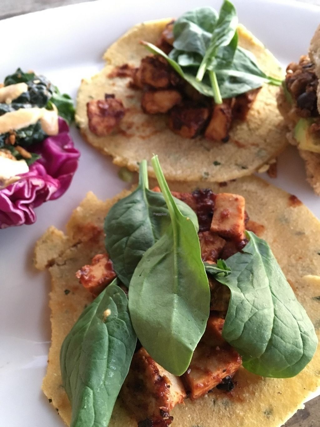 """Photo of Pomegranate Cafe - Chandler Blvd  by <a href=""""/members/profile/Tigra220"""">Tigra220</a> <br/>Happy Hour street tacos (Fall/Winter 2015) <br/> August 7, 2016  - <a href='/contact/abuse/image/22101/166611'>Report</a>"""