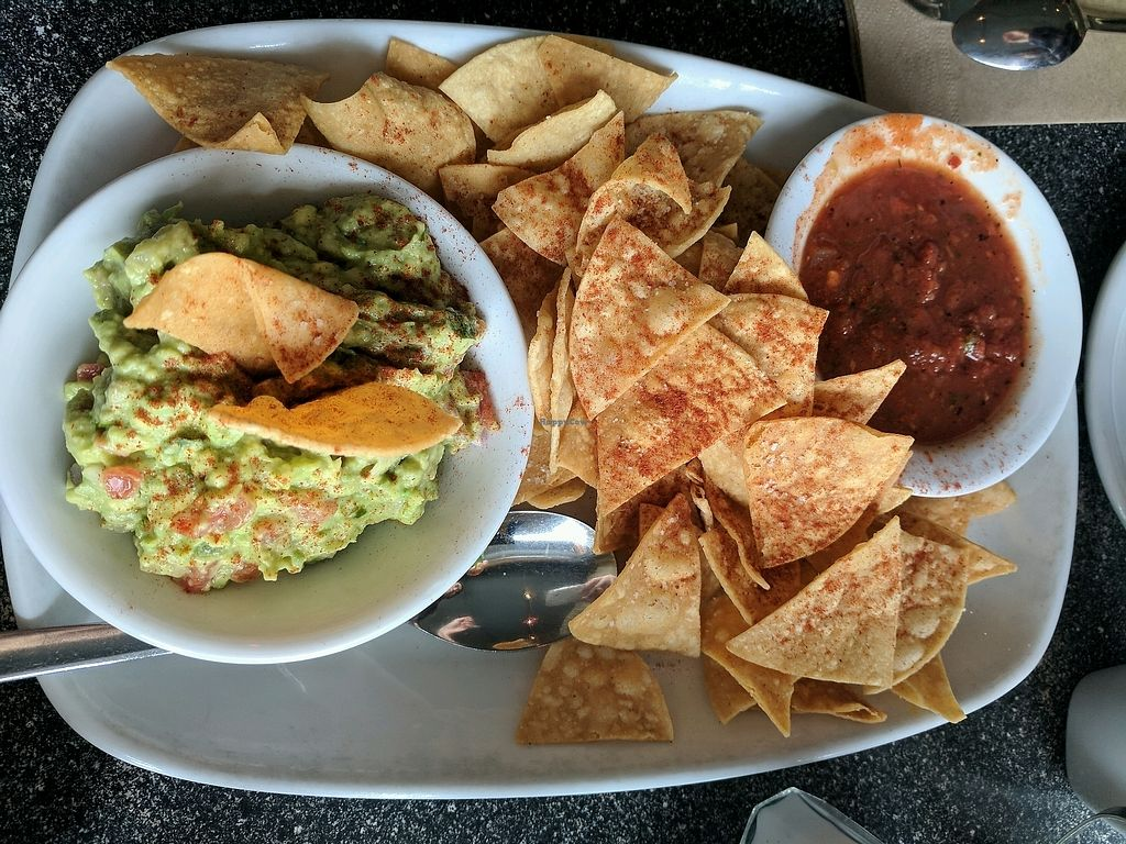 """Photo of Dairy Lane Cafe  by <a href=""""/members/profile/lmcc"""">lmcc</a> <br/>chips, guacamole and salsa <br/> March 19, 2018  - <a href='/contact/abuse/image/22102/372734'>Report</a>"""