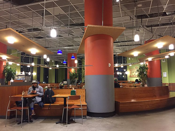 """Photo of Whole Foods Market - Tribeca  by <a href=""""/members/profile/Ashni"""">Ashni</a> <br/>upstairs seating area <br/> November 20, 2017  - <a href='/contact/abuse/image/22133/327404'>Report</a>"""