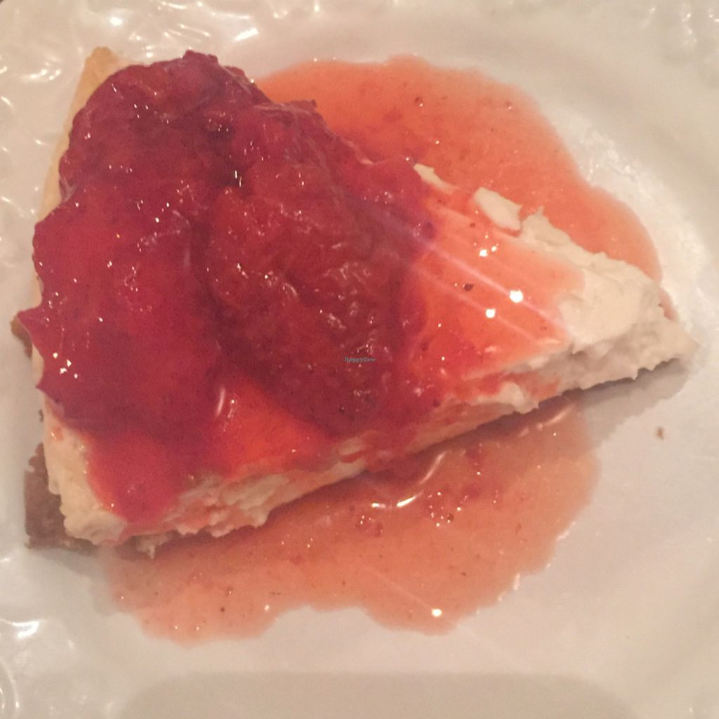 """Photo of Kaya's Kitchen  by <a href=""""/members/profile/lotusrkay"""">lotusrkay</a> <br/>the cheesecake  <br/> July 31, 2016  - <a href='/contact/abuse/image/2213/163671'>Report</a>"""