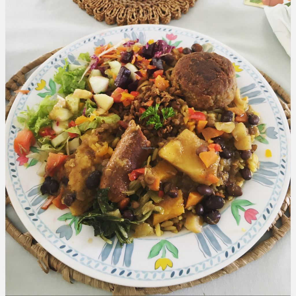 """Photo of Vegan Cottage  by <a href=""""/members/profile/BlissAlexandra"""">BlissAlexandra</a> <br/>soul food <br/> July 14, 2016  - <a href='/contact/abuse/image/22258/159702'>Report</a>"""