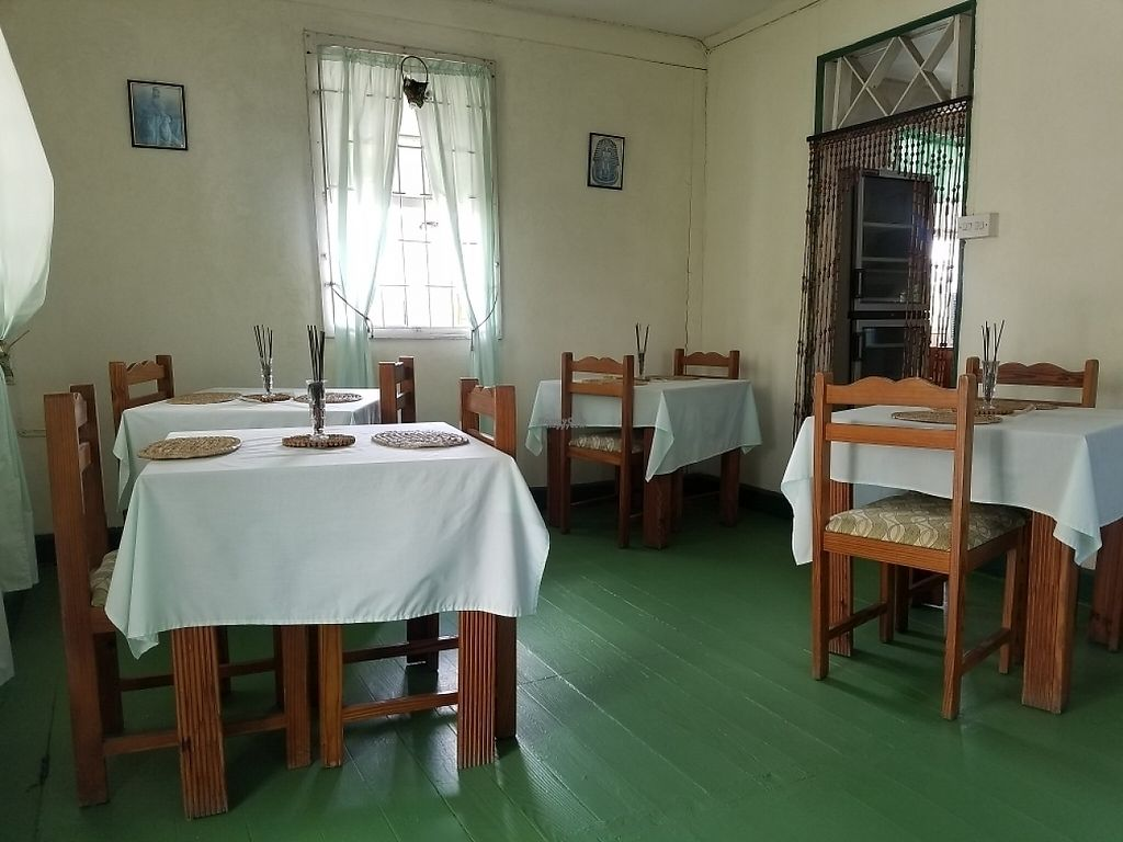 """Photo of Vegan Cottage  by <a href=""""/members/profile/VanessaLee13"""">VanessaLee13</a> <br/>Inside <br/> March 10, 2017  - <a href='/contact/abuse/image/22258/234691'>Report</a>"""