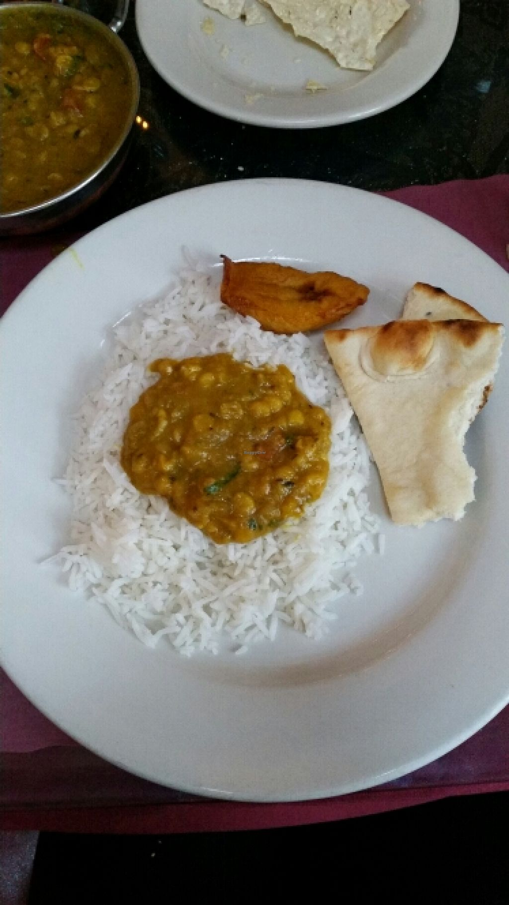 "Photo of Ayur Shri Fine Indian Cuisine  by <a href=""/members/profile/xoedie"">xoedie</a> <br/>lentils and rice basmati <br/> January 2, 2016  - <a href='/contact/abuse/image/22259/130741'>Report</a>"