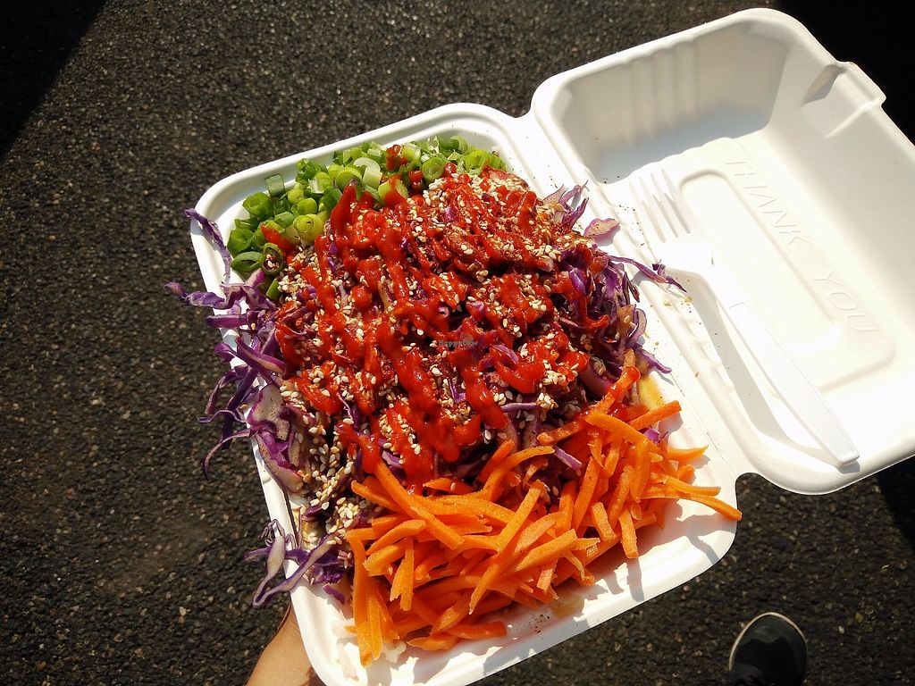 """Photo of Native Bowl - Food Cart  by <a href=""""/members/profile/martinicontomate"""">martinicontomate</a> <br/>a huge bowl <br/> December 9, 2017  - <a href='/contact/abuse/image/22260/334055'>Report</a>"""