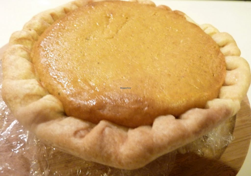 """Photo of Sinfull Bakery  by <a href=""""/members/profile/MizzB"""">MizzB</a> <br/>Small sweet potato pie <br/> December 10, 2015  - <a href='/contact/abuse/image/22281/228319'>Report</a>"""