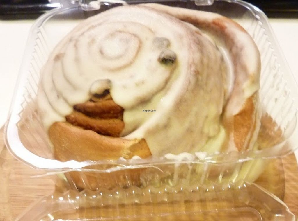"""Photo of Sinfull Bakery  by <a href=""""/members/profile/MizzB"""">MizzB</a> <br/>Cinnamon roll <br/> December 10, 2015  - <a href='/contact/abuse/image/22281/228321'>Report</a>"""