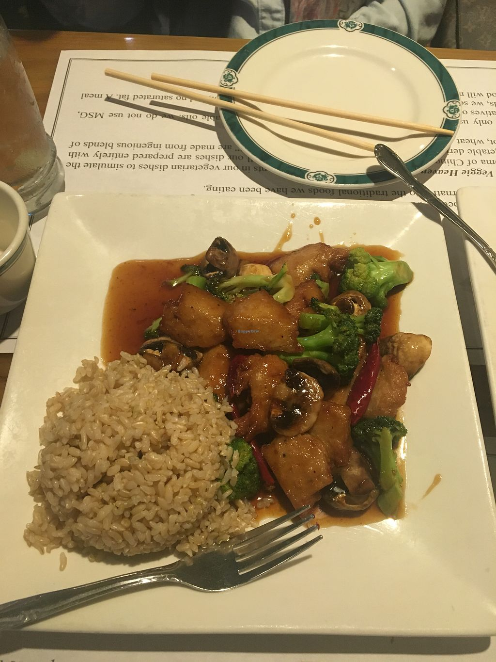 """Photo of Veggie Heaven  by <a href=""""/members/profile/770veg"""" class=""""title__title"""">770veg</a> <br/>General tso <br/> August 10, 2018  - <a href='/contact/abuse/image/2231/447216'>Report</a>"""