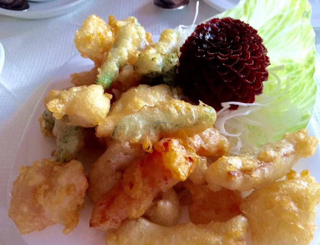 """Photo of Thai Village  by <a href=""""/members/profile/CiaraSlevin"""">CiaraSlevin</a> <br/>vegetable tempura  <br/> August 15, 2015  - <a href='/contact/abuse/image/22338/239749'>Report</a>"""