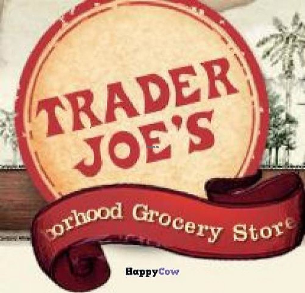 """Photo of Trader Joe's  by <a href=""""/members/profile/community"""">community</a> <br/>logo  <br/> January 2, 2017  - <a href='/contact/abuse/image/22415/207188'>Report</a>"""