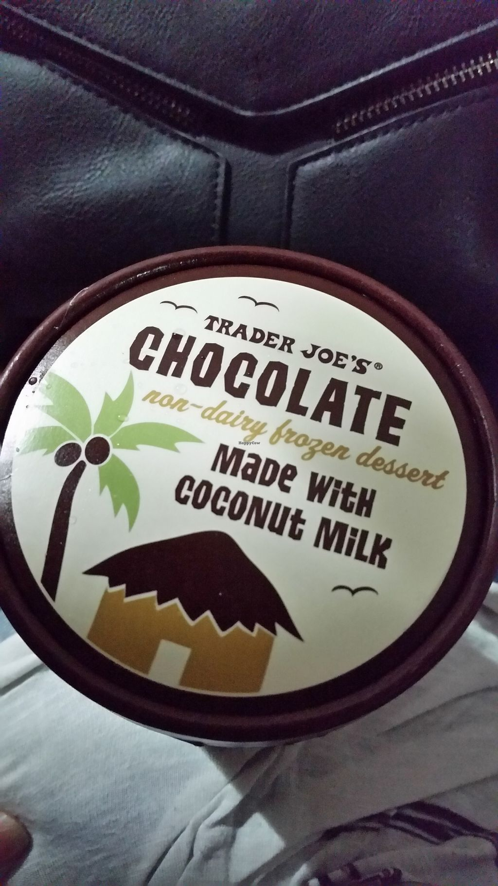 """Photo of Trader Joe's - Fairfax  by <a href=""""/members/profile/TheCopperValkyrie"""">TheCopperValkyrie</a> <br/>Best chocolate ice cream I've ever had.  <br/> August 5, 2017  - <a href='/contact/abuse/image/22457/289212'>Report</a>"""
