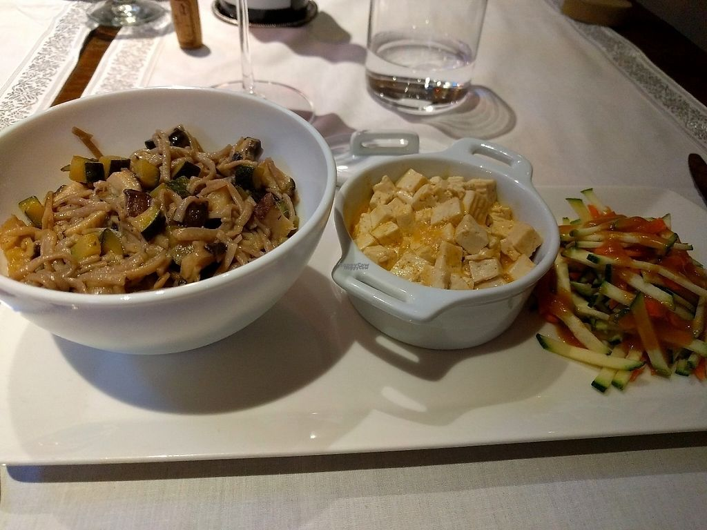 """Photo of L'Impossible  by <a href=""""/members/profile/NickL"""">NickL</a> <br/>vegan main course <br/> April 23, 2017  - <a href='/contact/abuse/image/22560/251514'>Report</a>"""