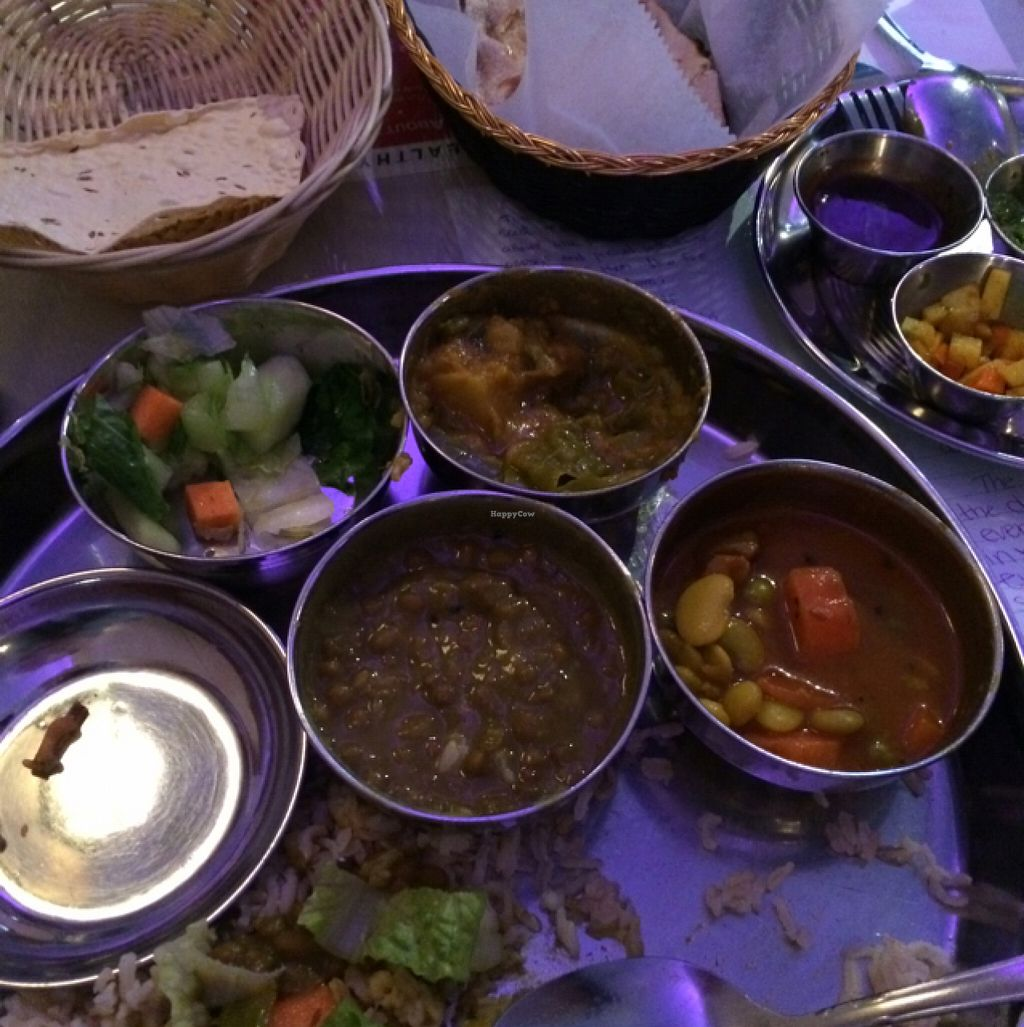 """Photo of Ayurveda Cafe  by <a href=""""/members/profile/HappyPeach"""">HappyPeach</a> <br/>Food <br/> July 31, 2016  - <a href='/contact/abuse/image/2256/163960'>Report</a>"""