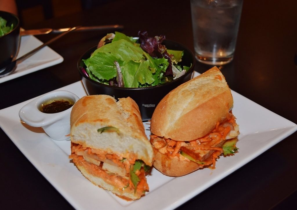 """Photo of Eatcetera  by <a href=""""/members/profile/PlantPrincesa"""">PlantPrincesa</a> <br/>Sandwich with vegan option <br/> December 30, 2016  - <a href='/contact/abuse/image/22577/206313'>Report</a>"""