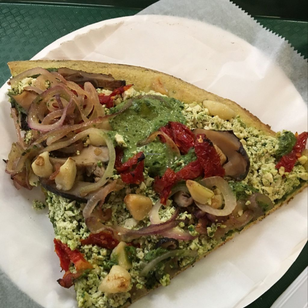 """Photo of Cafe Viva Gourmet Pizza  by <a href=""""/members/profile/JJones315"""">JJones315</a> <br/>Zen slice  <br/> May 24, 2017  - <a href='/contact/abuse/image/2259/262092'>Report</a>"""